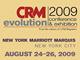 CRM Evolution 2009