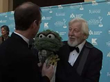 Carroll Spinney and Oscar the Grouch