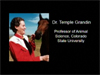 Interview with Karen Simmons and Dr. Temple Grandin