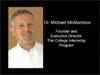 Interview with Dan McManmon,  Director of Admissions & Marketing College Internship Program