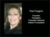 Interview with Tina Fougere, Founder and President, Canadian National Autism Foundation, CNAF,  and Ken Corey President, Amber Alert GPS Canada