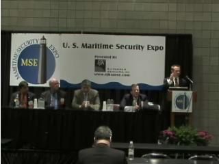 Maritime Security Expo 2007