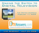NAB: Making the Switch to Digital Television