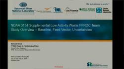 FFRDC: Baseline, Feed Vector, Uncertainties