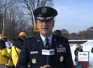 Maj. Gen. Kelly K. McKeague
