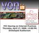 VONTV FCC Hearing on Internet Practices