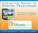 NAB - Making the Switch to Digital Television