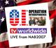 Live Webcast of NAB2007 April 16-19,2007 Las Vegas, NV USA